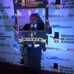 PIZAREA GRABS 2 KEY PRESTIGIOUS AWARDS FROM GHANA E-COMMERSE AWARDS 2018