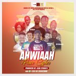 AHWIAA PEACE CYPHER ft Kwasat, Abusta, Salawati, Odenkyem, Eve, Richam, Bomaye, Lord Gee, Bridgee, Brother Jnr & Virus prod. by G. C. M Studio's