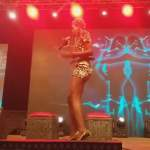 Efe Keyz Proves She Is A Stage Goddess At Pent Hall Week