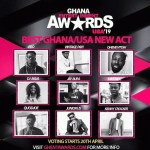 Ohene Ntow Nominated In Ghana Entertainment Awards Usa