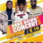Euni Melo to headline Breez Entertainment's Pens Down concert alongside Tyra Meek and More