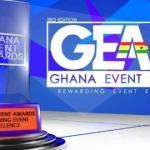 2019 Ghana Event Awards launch and nominees announcement to be held on 5th July