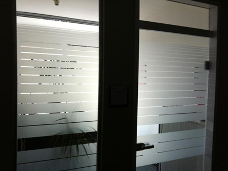 Klebefolien Milchglas Blickschutz Fenster Glas Sichtschutz