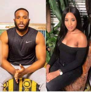 "#BBNaija: ""Let's Go Shower Together"" – Erica Tells Kiddwaya (Video)"