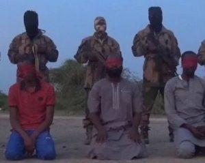Boko Haram Executes Five Humanitarian Activists
