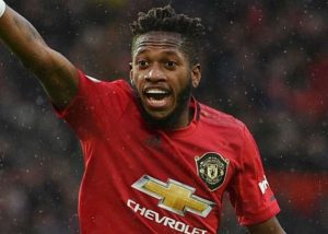 Fred determined to stay with Manchester United
