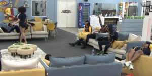 "#BBNaija Day 58: ""You won't be evicted"" – Nengi assures Laycon, Vee celebrates Nengi, and lots more… (Videos)"