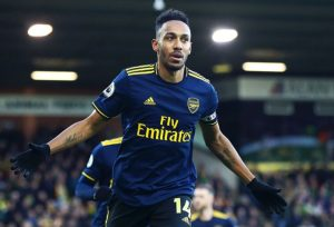 Breaking: Pierre-Emerick Aubameyang signs a new deal at Arsenal