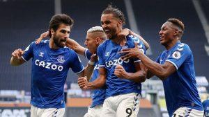 Tottenham 0-1 Everton: Calvert-Lewin sinks sorry Spurs