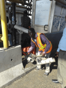 """These people are 1st class daft"" – Davido reacts as alleged government officials remove CCTV cameras at Lekki Toll gate"