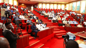 #EndSARS: Address Nigerians Now – Senate Tells Buhari