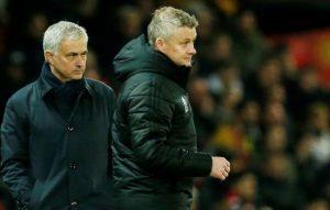 I Am Not Interested In Mind Games With Mourinho – Solskjaer