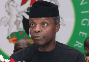 """#EndSARs: """"I Know That Many of You Are Angry"""" – VP Osinbajo Finally Opens Up"""
