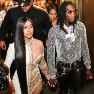 Cardi B Reconciles With Offset After Filing For Divorce, Says She Missed His D*ck
