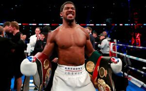 Anthony Joshua To Defend Title Against Kubrat On This Date
