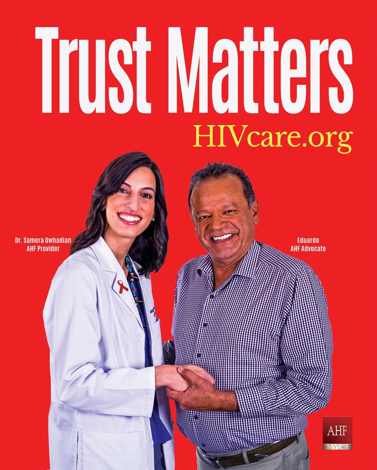 Trust Matters 24 x 30 Samera