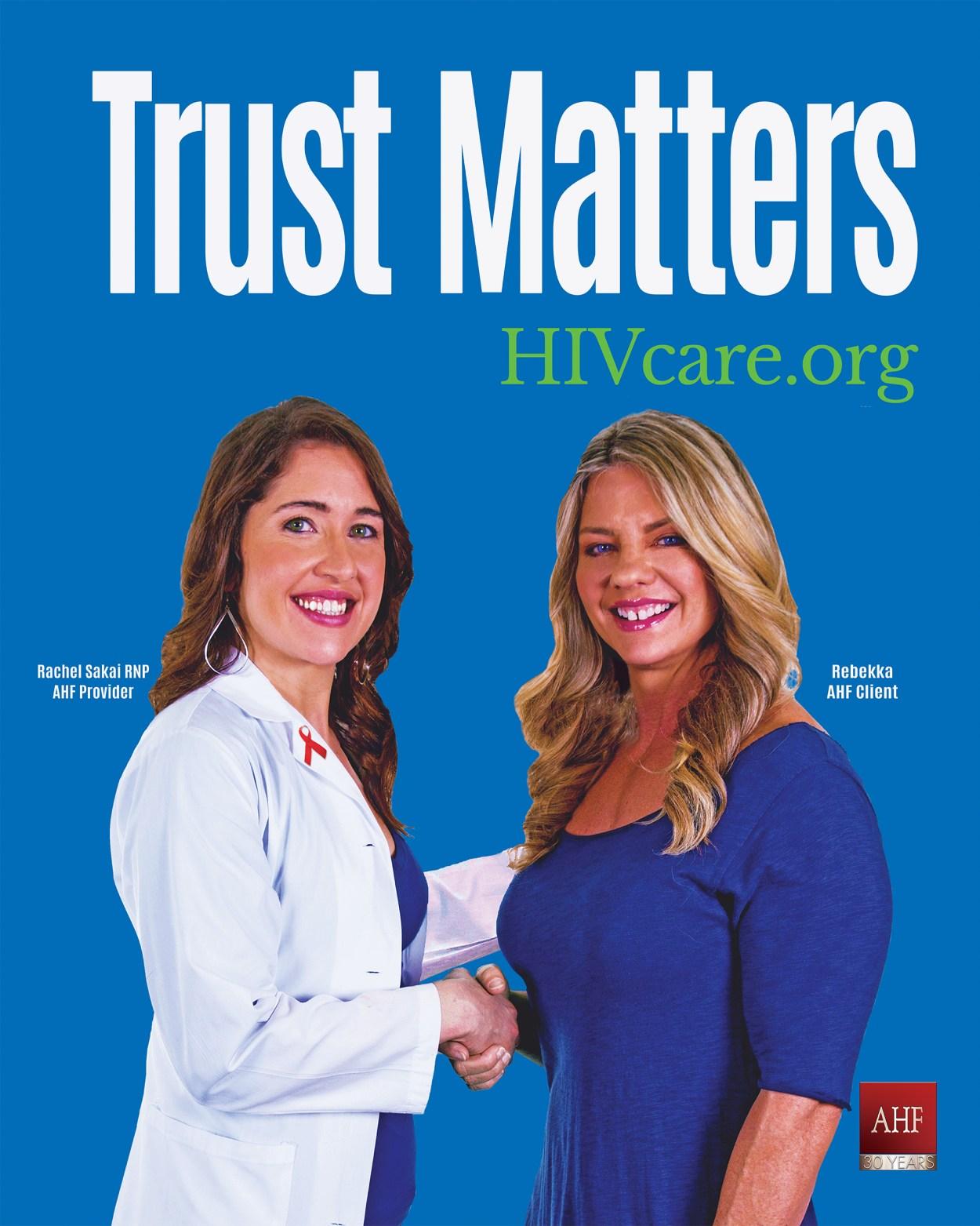 Trust Matters 24×30 Rachel