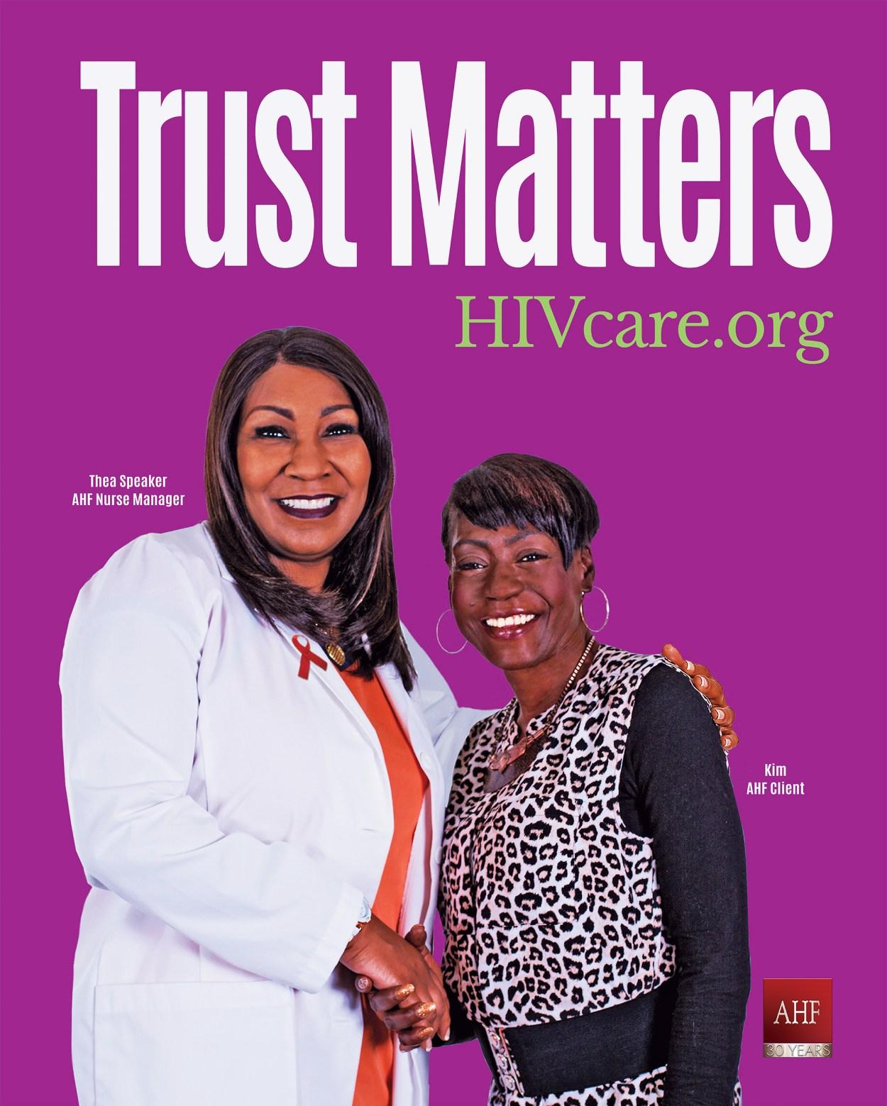 Trust Matters 24×30 Thea