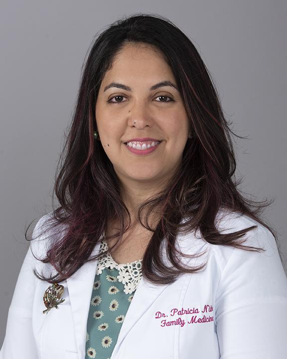 Patricia Nunez, M.D.
