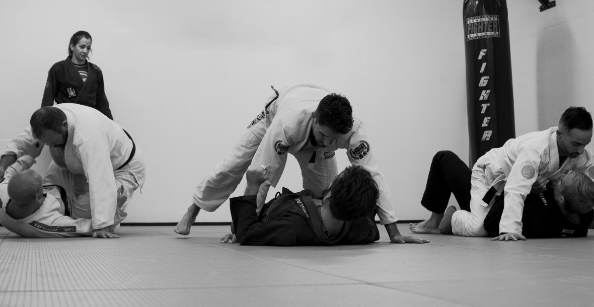 Training BJJ Fundamentals