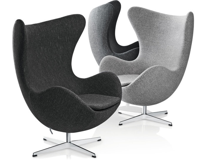 pages product fritz hansen arne jacobsen egg chair