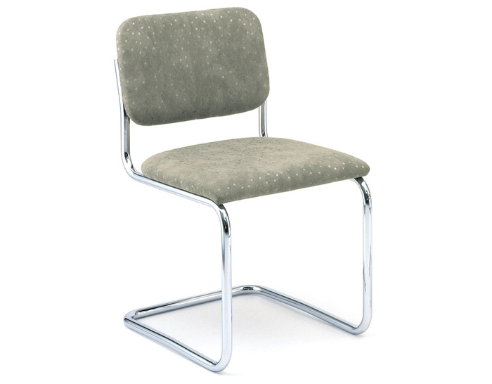 cesca chair replacement seats uk bedroom retro upholstered hivemodern com by marcel breuer from knoll