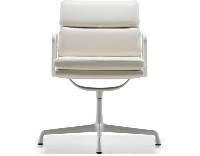 eames chair white game winner soft pad group side hivemodern com
