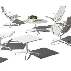 Herman Miller Chair Sale Tell City Chairs 4526 Aluminum Group Lounge Outdoor - Hivemodern.com