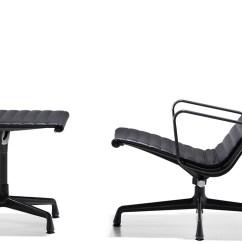 Eames Aluminum Chair World Market Anna Group Lounge Ottoman Hivemodern Com