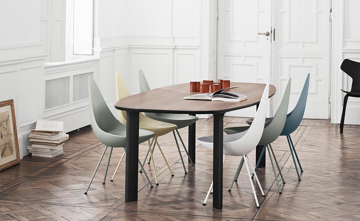 Analog Table  hivemoderncom