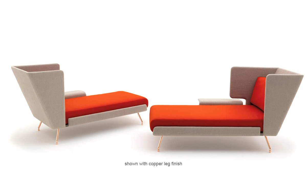 architecture associes residential chaise lounge