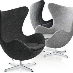 Arne Jacobsen Egg Chair Floor Protector Hivemodern