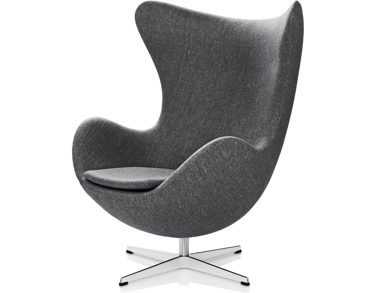 Arne Jacobsen Egg Chair  hivemoderncom