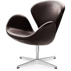 Arne Jacobsen Swan Chair Office Upper Back Support Hivemodern Com