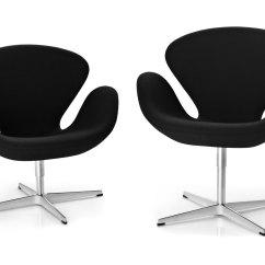Arne Jacobsen Swan Chair Make Your Own Rocking Cushions Hivemodern