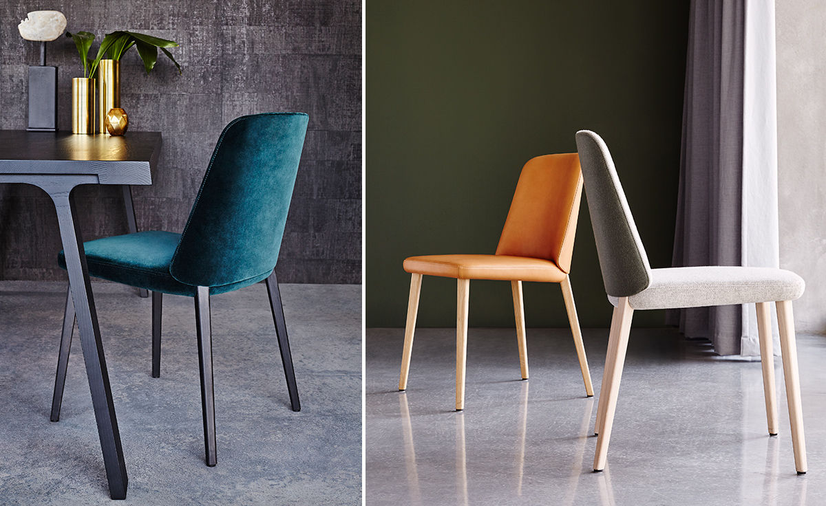 Back Me Up Dining Chair  hivemoderncom