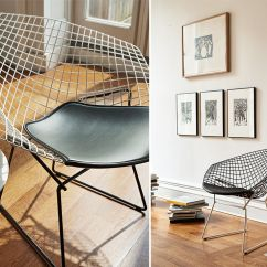Outdoor Rocking Chairs Camo Camp Chair Bertoia Small Diamond With Seat Cushion - Hivemodern.com