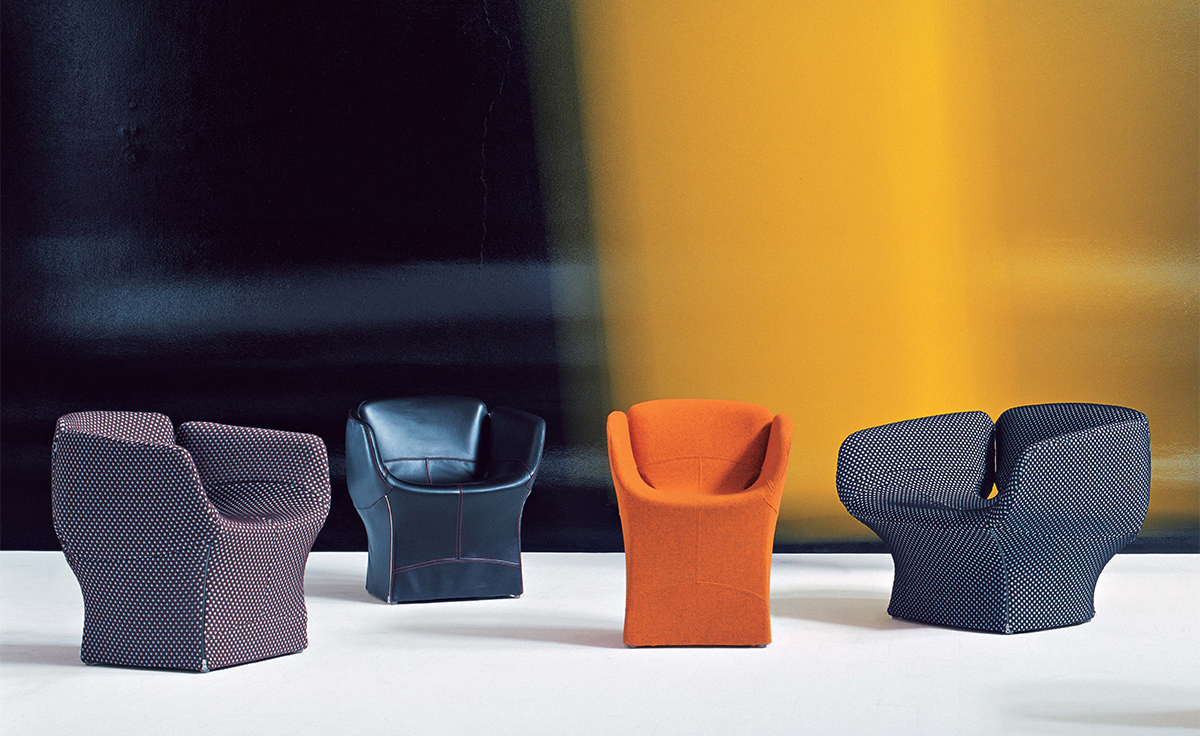 small sized sofas sofa and more bloomy armchair - hivemodern.com