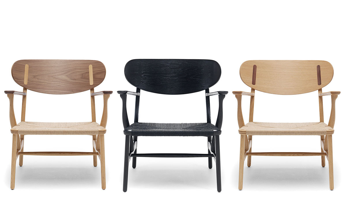 Ch22 Lounge Chair  hivemoderncom