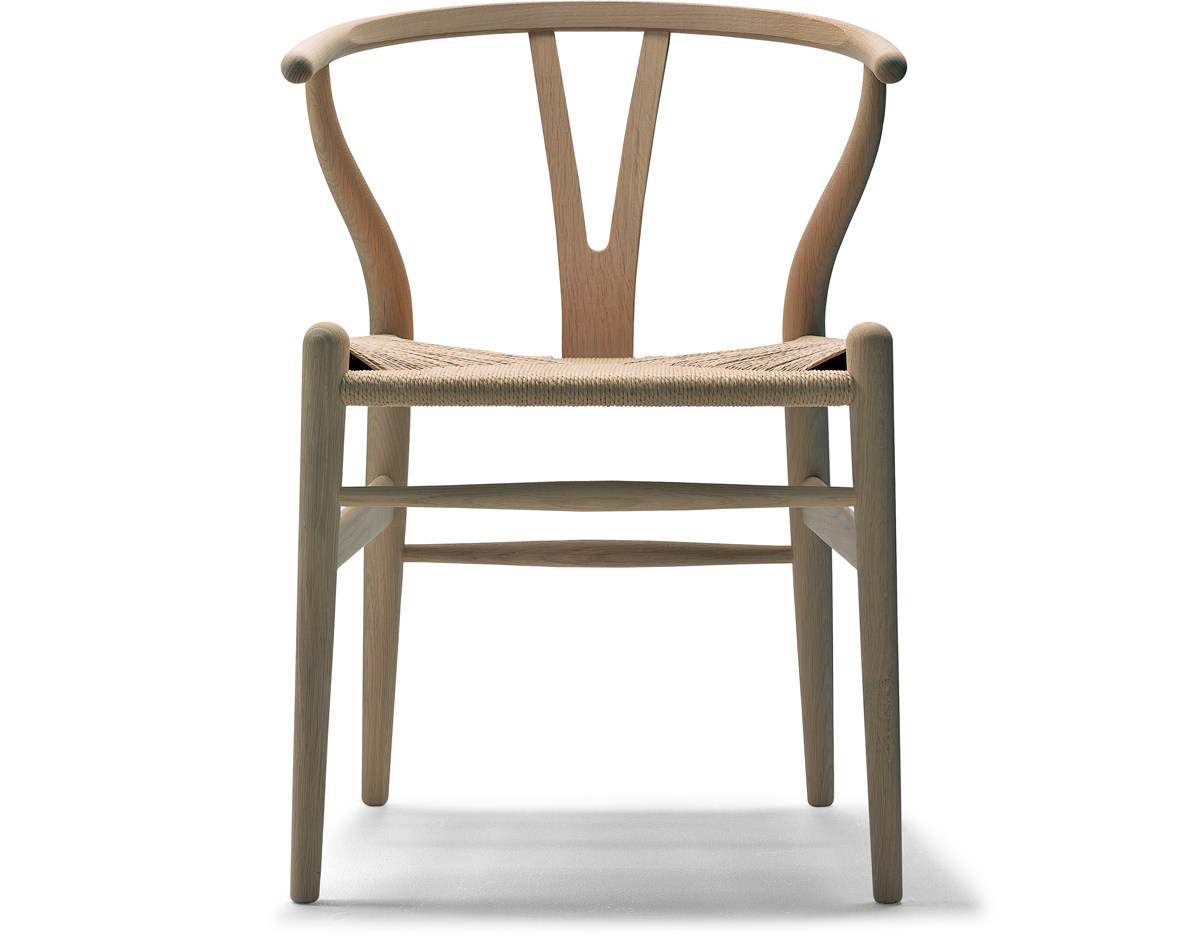 hans wegner the chair spa for sale ch24 wishbone wood hivemodern