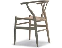 Ch24 Wishbone Chair - Wood - hivemodern.com