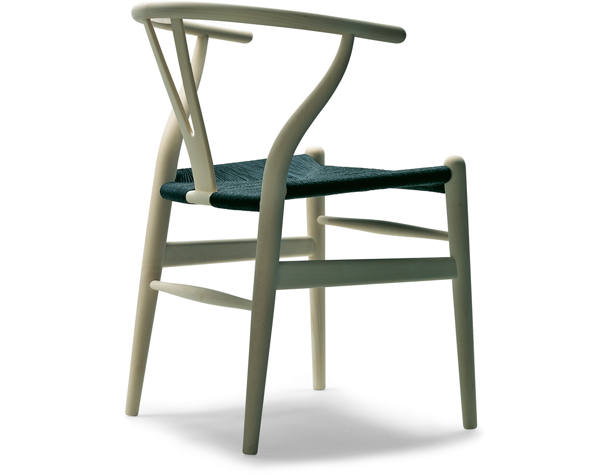 Ch24 Wishbone Chair  Wood  hivemoderncom