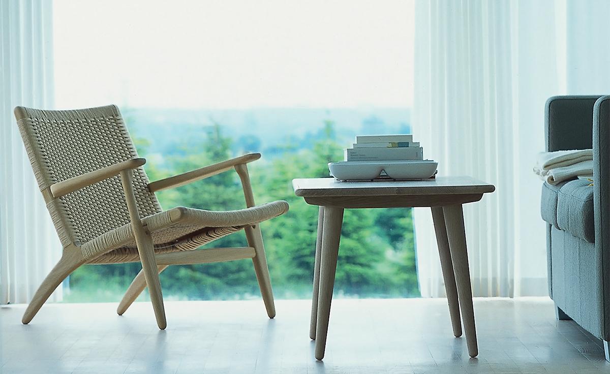 Ch25 Lounge Chair  hivemoderncom