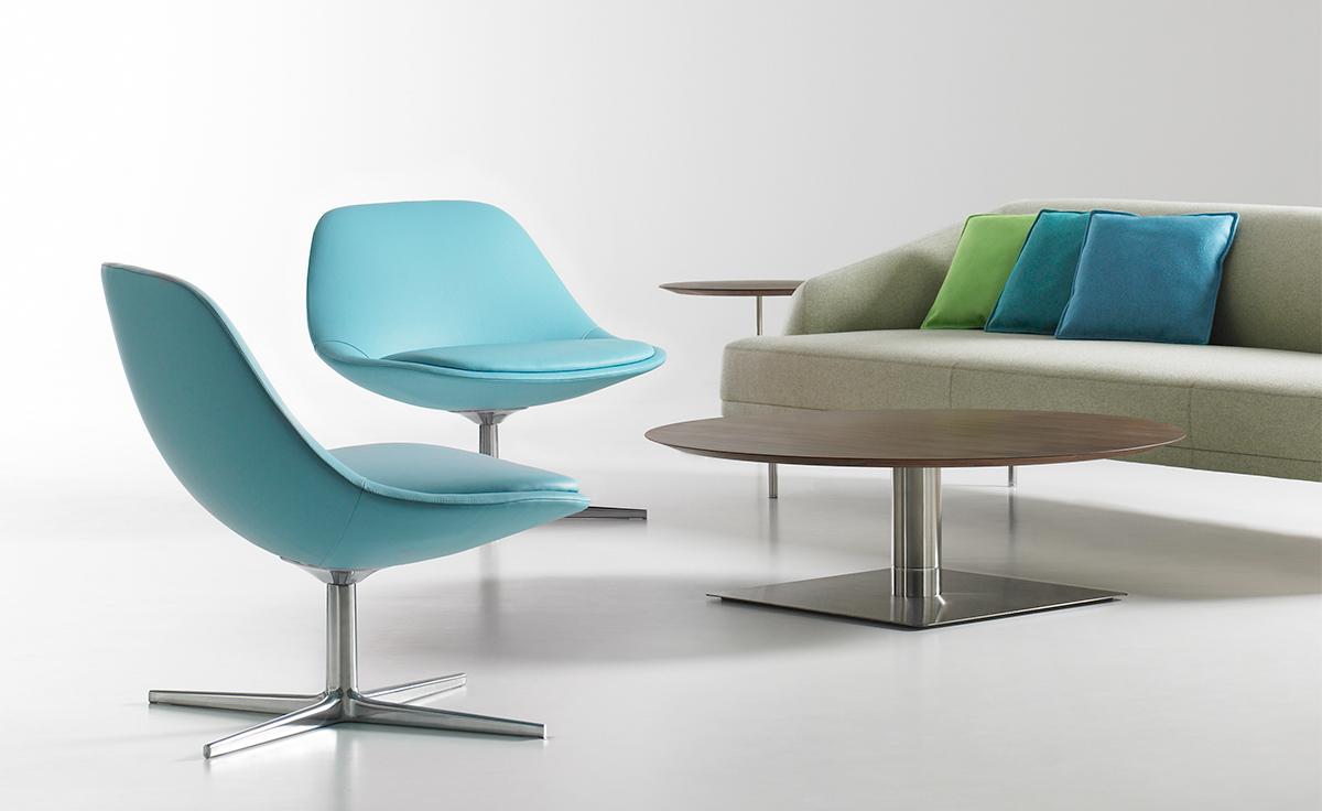 Chiara Lounge Chair  hivemoderncom