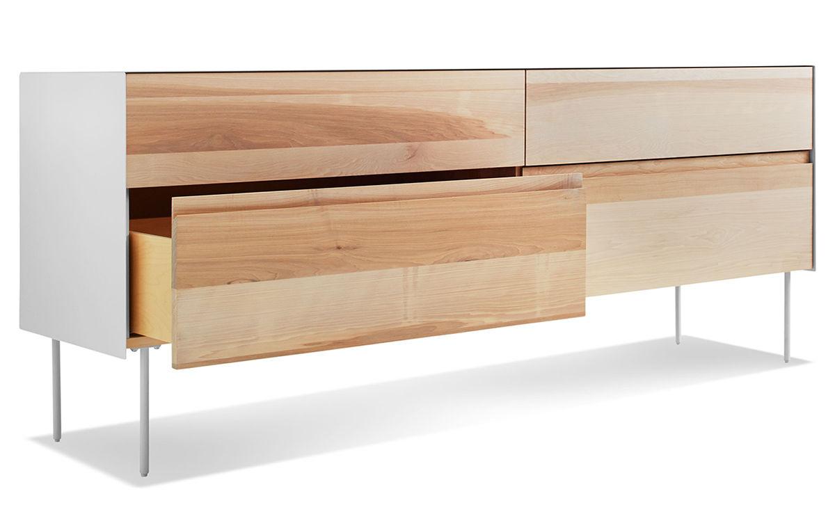 Drawer Dresser Table Coffee