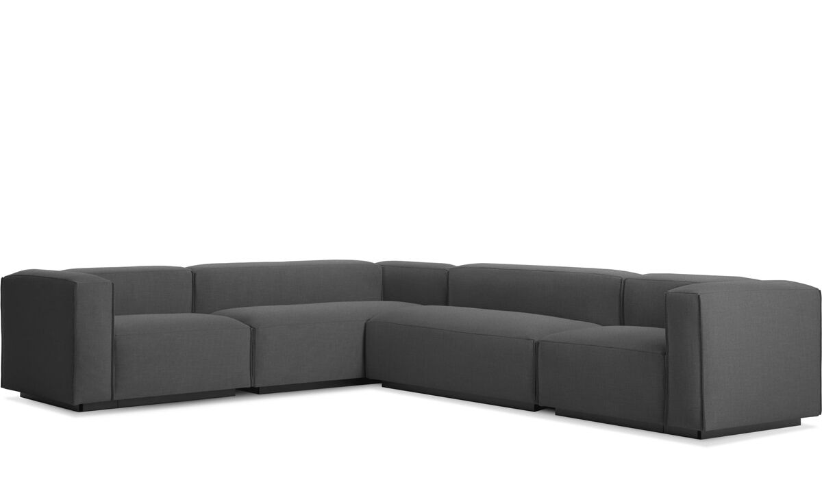 blu dot chairs oversized reading chair australia cleon large sectional sofa - hivemodern.com
