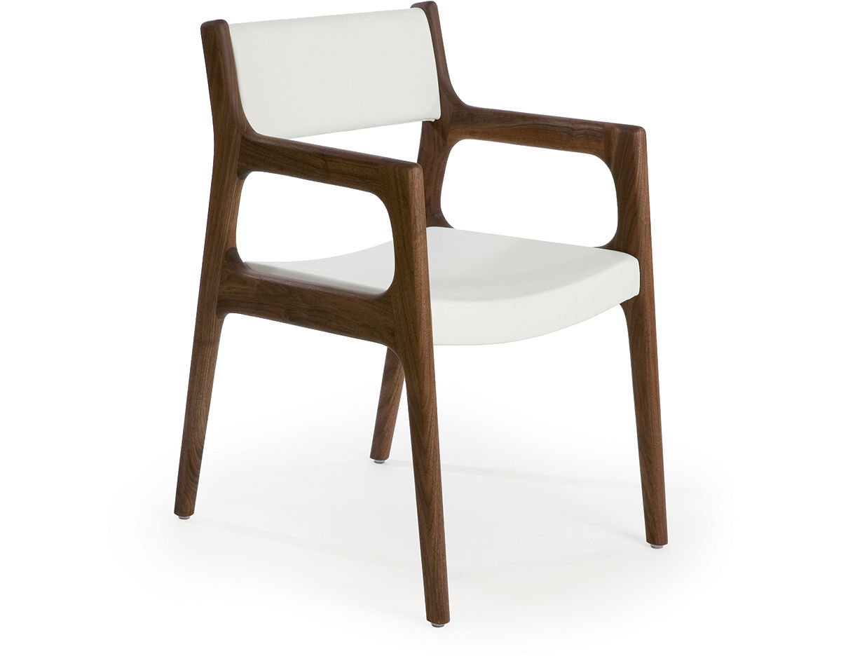 dining chair with armrest gci outdoor recliner deer arm 219s hivemodern com