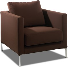 Lounge Sofa Chair Click Clack Bed Double Divina Petite Hivemodern