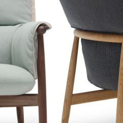 Wooden Chair Design Dining Antique Wood E015 Embrace Lounge - Hivemodern.com