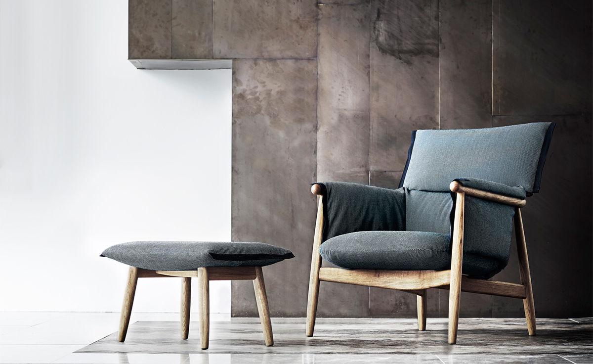 E015 Embrace Lounge Chair Hivemodern Com